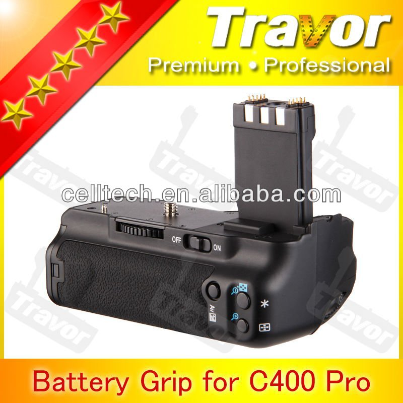 Battery Grip for CANON EOS 400D/350D/Rebel XT/Xti Digital Camera
