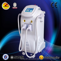 Professional 2 in 1 808nm diode laser+nd yag laser hair and tattoo removal machine