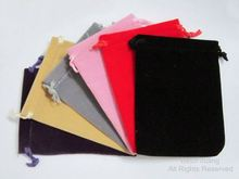 good designer high quality small velvet pouches for jewelry,custom printed jewelry pouches