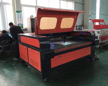 Logo cutter with camera, embroider cutting machine high precision