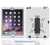 Low price china mobile phone Holster PC Silicone Belt Clip Case for ipad pro 12.9 back cover wholesale alibaba