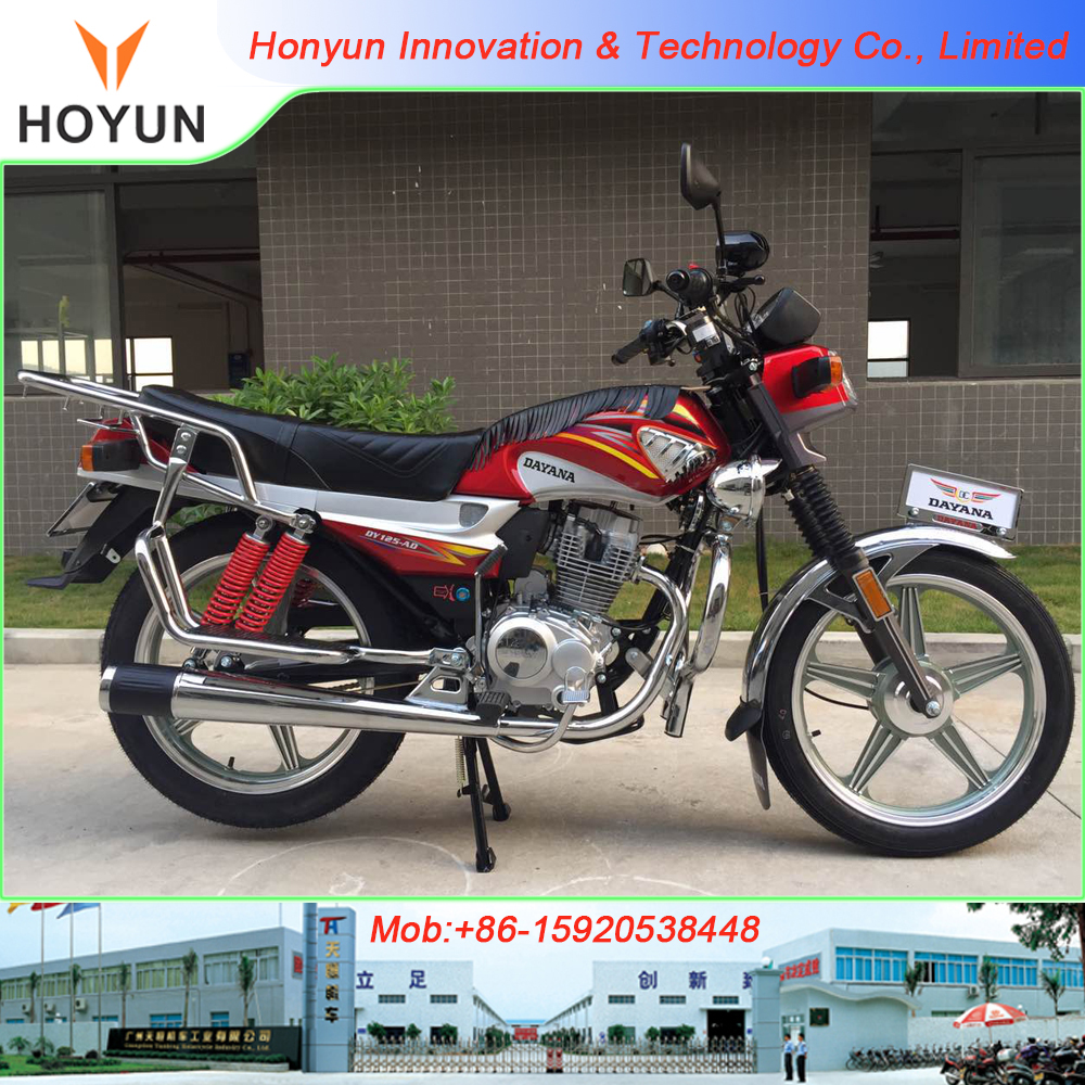 With 4 rear shock absorber Haojin DAYUN CGL125 New Version motorcycles