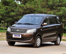 LHD dongfeng MPV with three color popular in Asia
