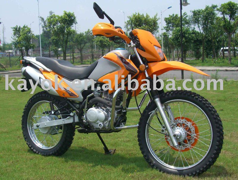 KM200GY-5A 200cc dirt bike, Bros, big tire, disk brake