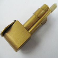 Customized CNC Brass Parts Metal Smoking Pipes