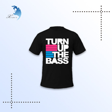 High quality promotional t shirt silk screen printing