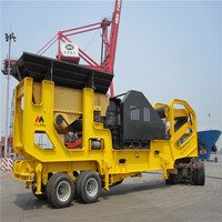 Mobile Aggregates Crushing For Sale For