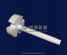 corrosion resistance industry structure ceramic impeller