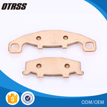 Sintered brake pad genuine brake pad set brake shoes for motorcycles