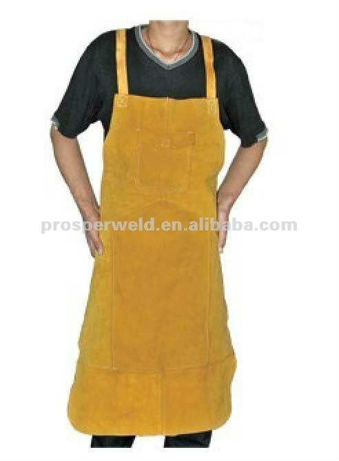 The Leather Welding Fire Protective Aprons 1012