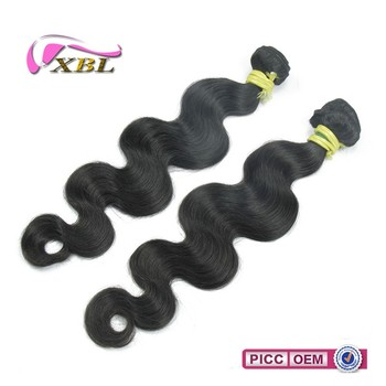 Thick Bottom Double Weft Fashion 100% Virgin Brazilian Hair