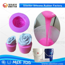 RTV 2 Mold Making Silicon for Soap, Additoinal Liquid Soft Silicone Rubber