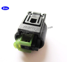 Waterproof tyco 2pin female electrical connector pa66 gf10