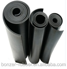 2017 newly produce oil resistant NBR/Nitrile rubber sheeting rolls factory in china