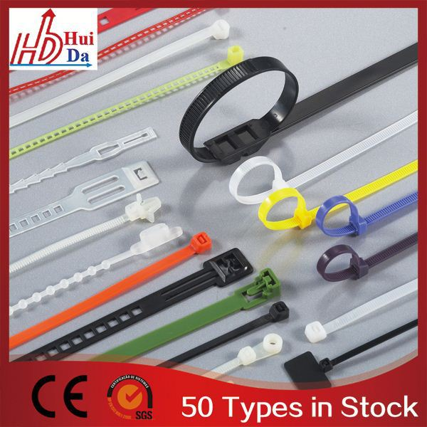 rubber plant ties plastic plate machine nylon cable tie