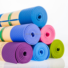 HOT Sale B-FIT TPE Yoga Mat , 183*61cm , Perfect for Pilates, Gym, Home Exercise, Outdoor Activities