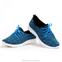 2017mesh upper breathable light slip-on sport casule men women woven shoes couple shoes made in china