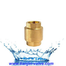Factory Price Lead Free Forged Brass Check One Way Valves High Pressure