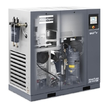 Best selling top quality atlas copco rotary screw air compressor for sale