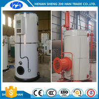 China Gas/ Oil Fired Steam Boiler