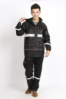 the fishing gear waterproof jacket and pant motorcycle bicycle jacket raincoat
