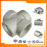 forged high pressure pipe fittings threaded stainless steel sw fitting