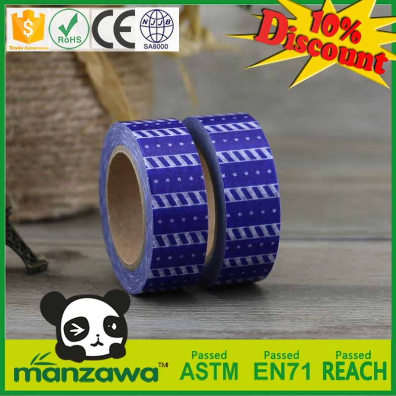 plant scraping rice tape glitter tape