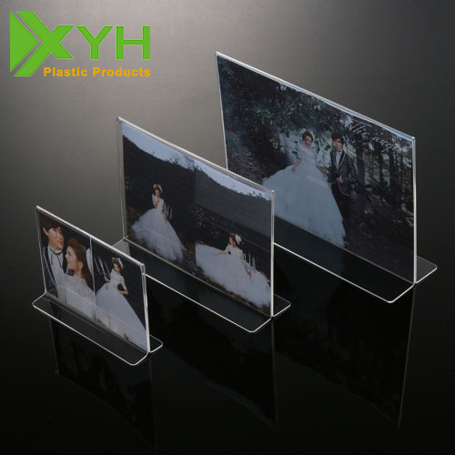 Custom design 4x6 Inches Cute acrylic photo frame cheap picture frames in bulk