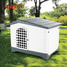 Double door outdoor pet dog kennel buildings house for sale in malaysia
