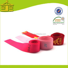 Wholesale different types of 3 inch polyester custom printed nylon webbing grosgrain ribbon