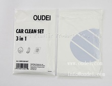Auto clean set 3 in 1 kit