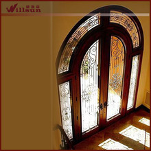 Best quality entry doors with sidelights wood entry door