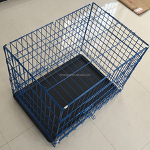 Pet Metal Cage Crate Dog Kennel indoor designer dog logo kennel