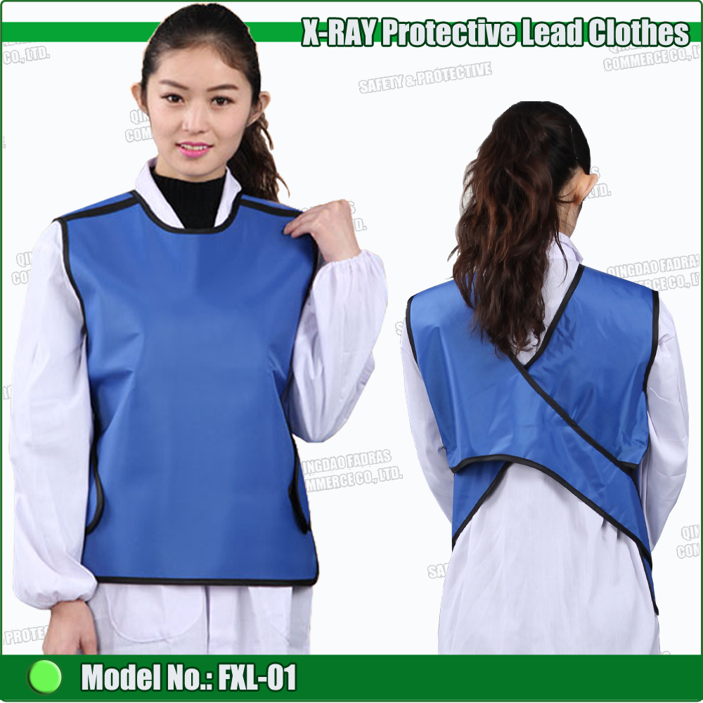 Medical X-ray Protective Lead Apron Clothes / Lead Protection Clothing