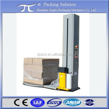 Automatic stretch pallet wrapper
