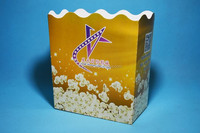Container for popcorn /Popcorn bowl/Bags popcorn packaging