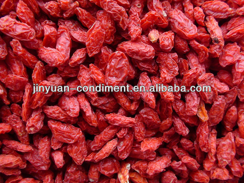 Chinese Red Goji berry Price