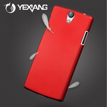 candy color plastic case cover for oppo find 5 mini r827 hard back case