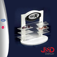 Welcome Custom JSD Display Stand Design acrylic sunglass display case