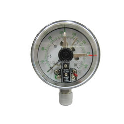 100mm stainless steel Electric Contact type pressure gauge