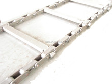 top flat conveyor chain