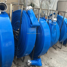 high quality tpu pvc lay flat hose professional water delivery good price layflat hose sheds for poultry farm