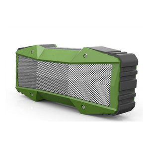 IPX7 waterproof wireless stereo portable speaker bluetooth with mic