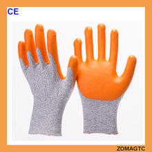 Working Protective Gloves Cut Resistant Anti Abrasion Safety Gloves/Anti-Slip Cut Resistant Gloves