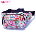 Vivisecret Flip Running Belt money security/Phone passport waist packs Outdoor Sport elastic waist bags
