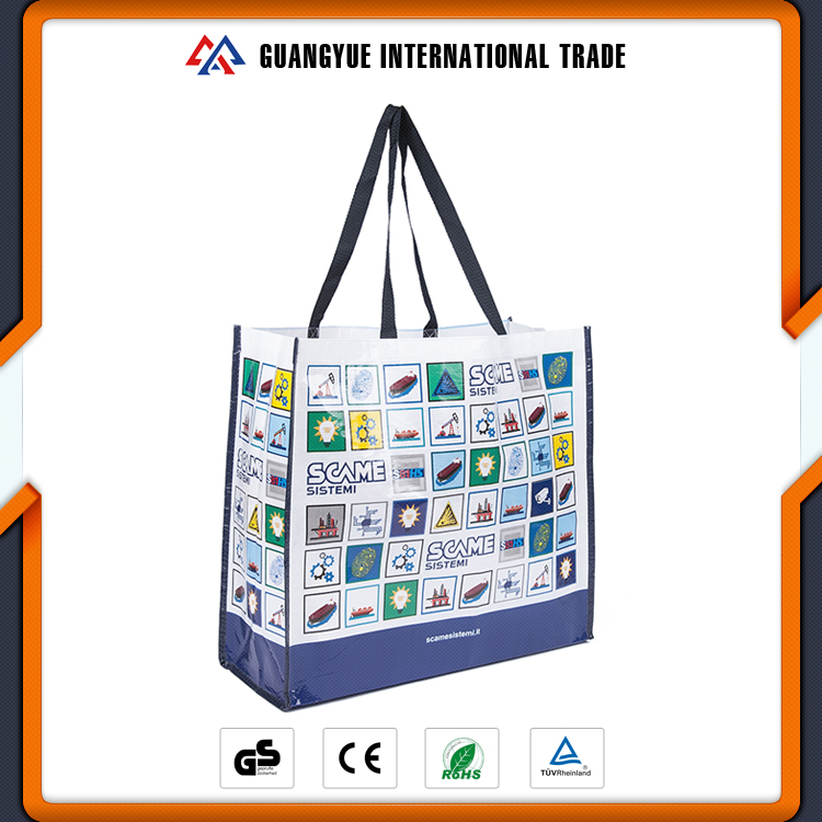 Guangyue New China Products For Sale Laminated Grocery Recycle PP Non Woven Bag