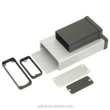 Transducer enclosure aluminum profile, extruded aluminum profile for electronics