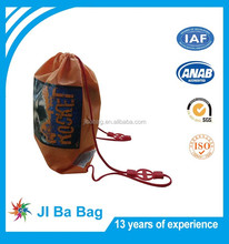 Fashion eco-friendly non woven school bag with customized printed logo