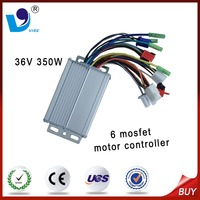 Mobility Scooter Speed Controller 36V 24V 350 Watt Electric Motor Control