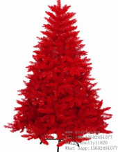Colorful Artificial Christmas Trees white snow decorative christmas tree for factory wholesale